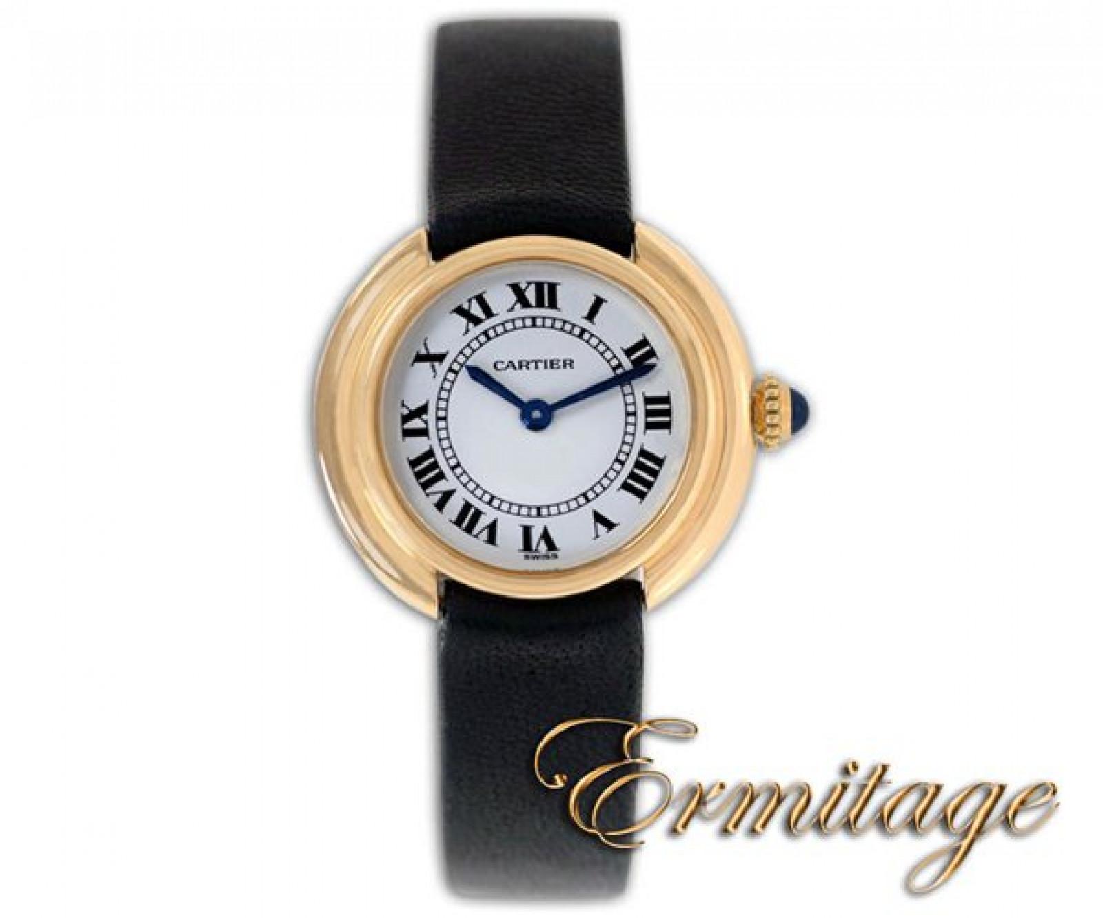Cartier Paris 670 Gold