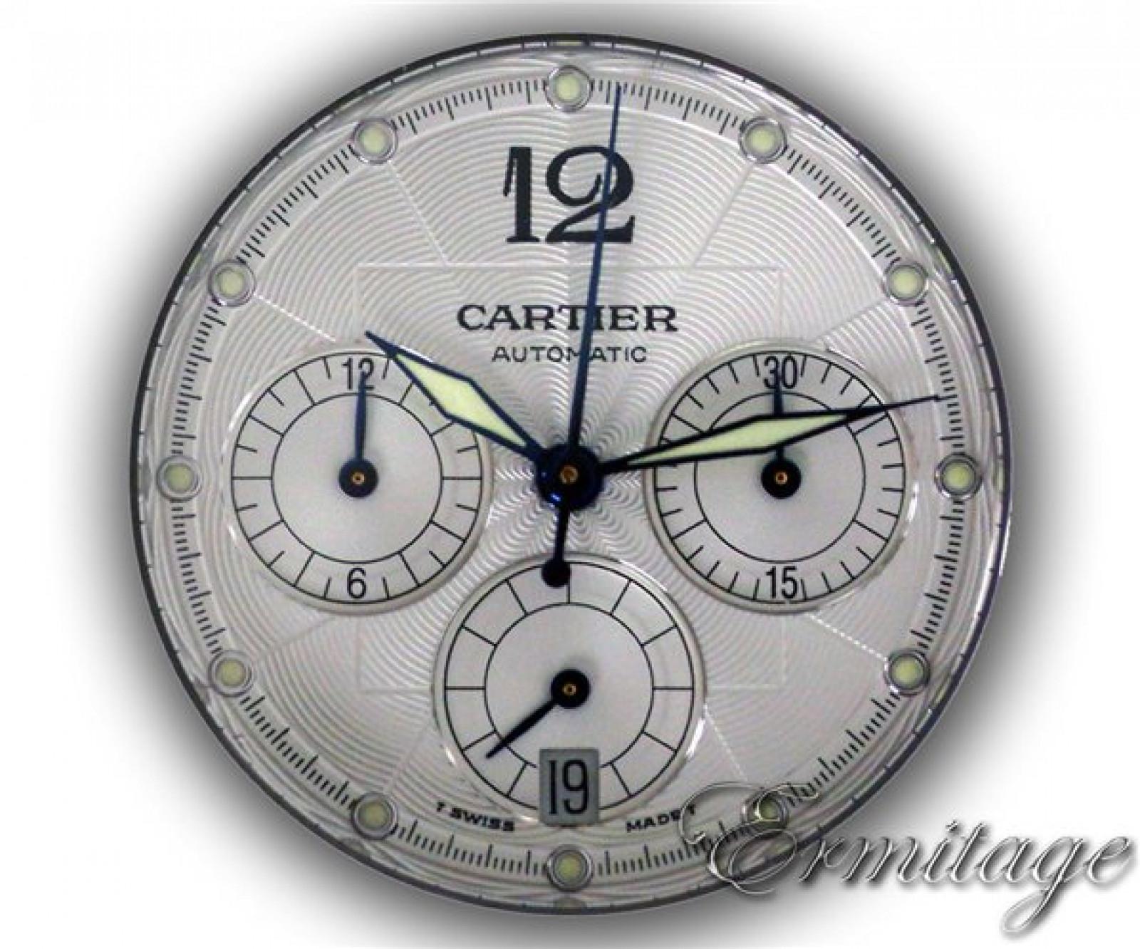 Cartier Pasha 2133 Gold