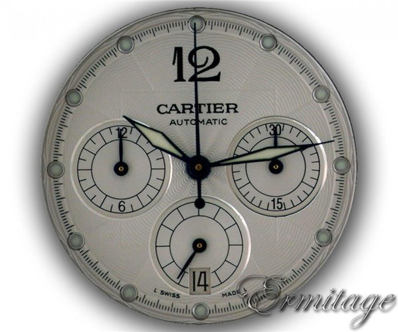 Cartier Pasha 2133 Steel