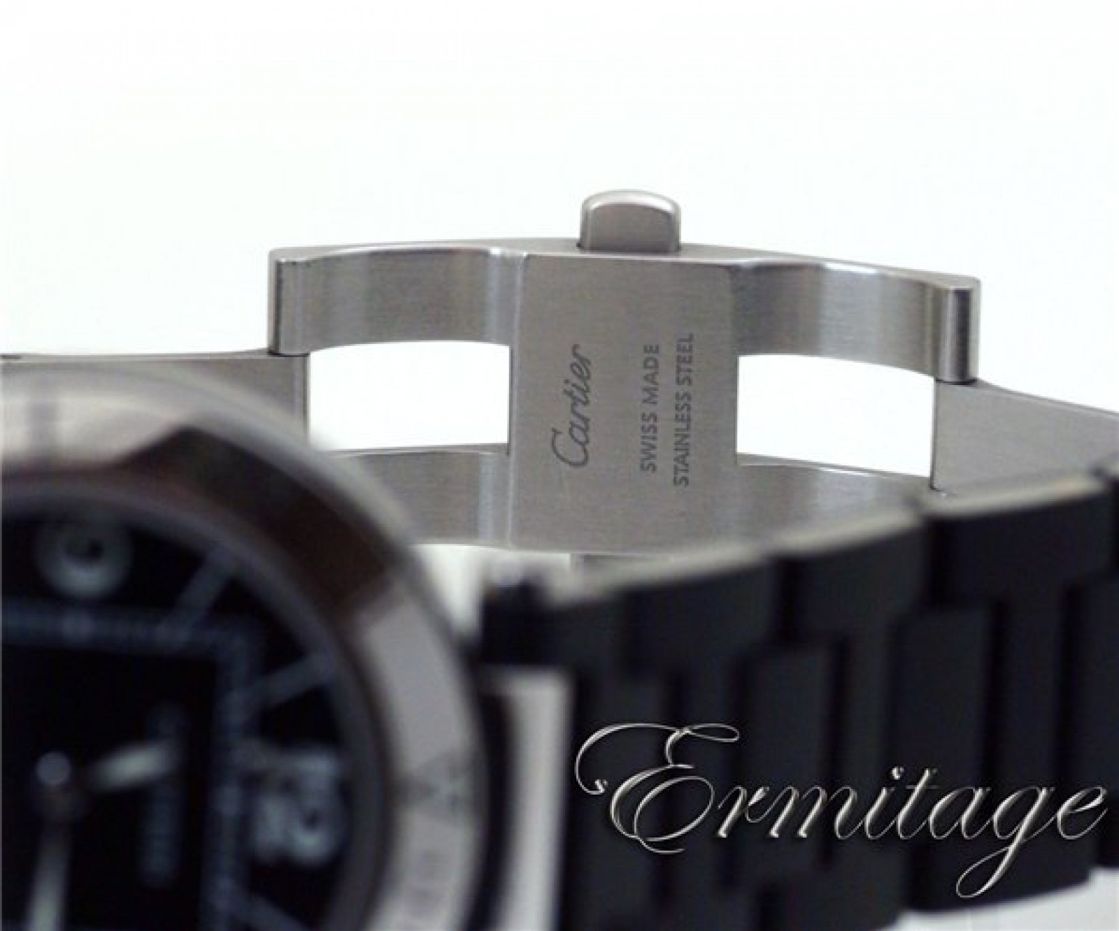 Cartier Pasha W31077U2 Steel