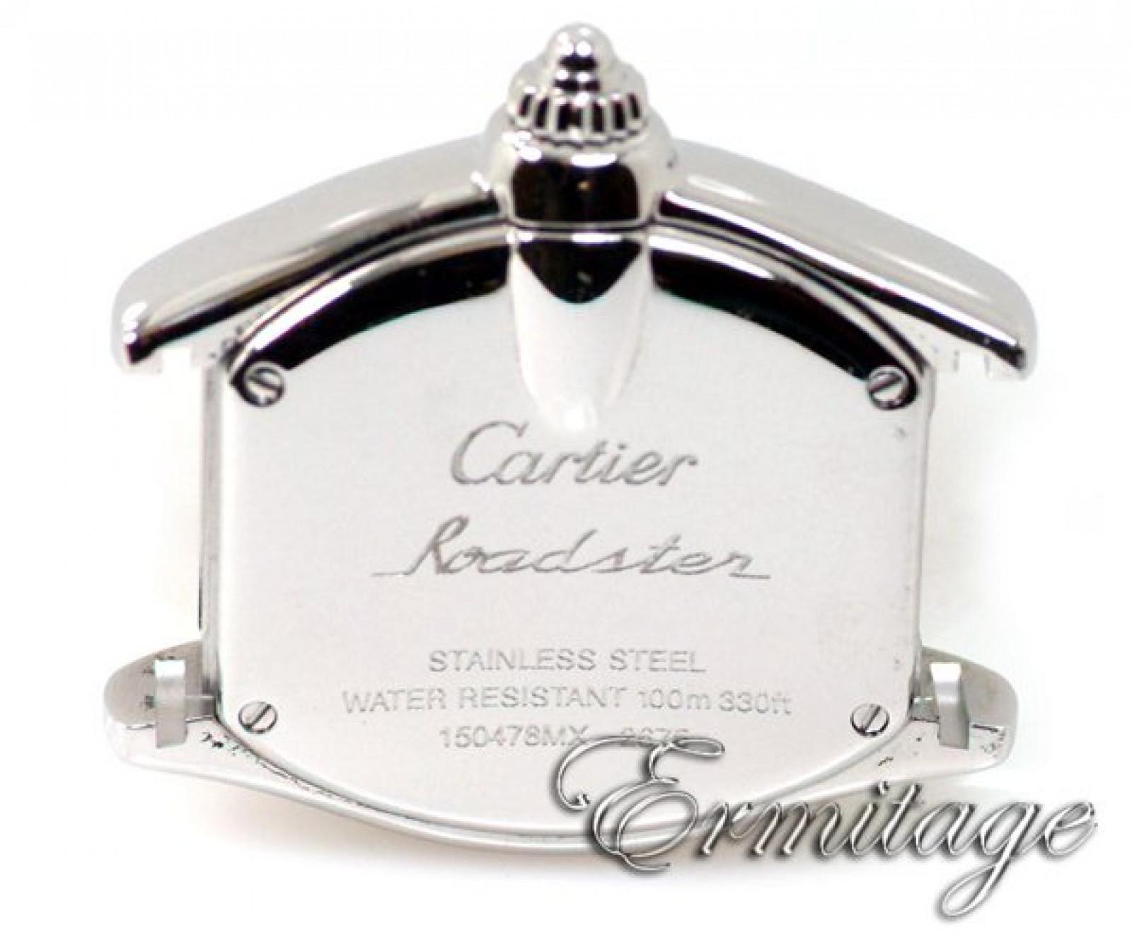 Ladies Cartier Roadster W62016V3 Steel