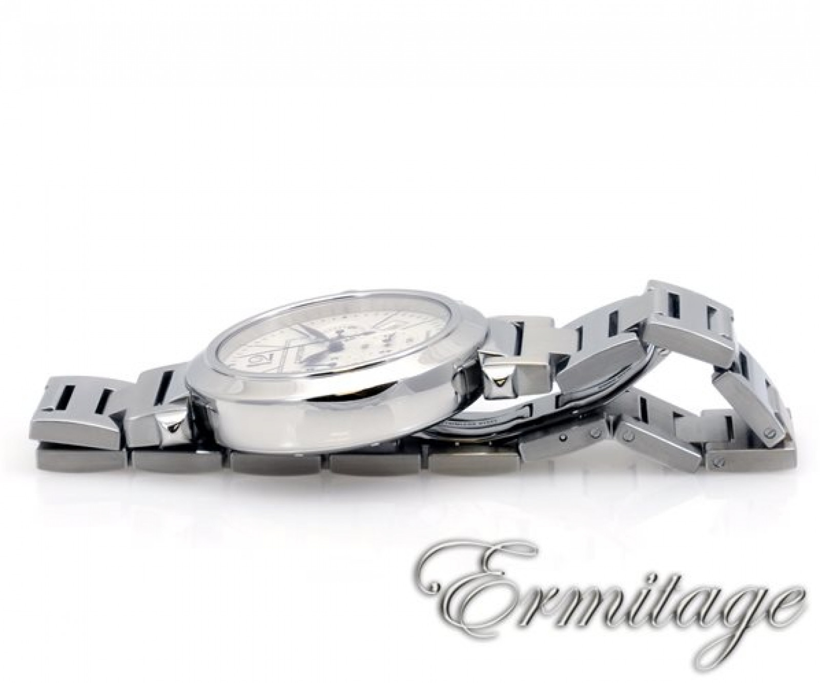 Cartier Pasha W31089M7 Steel