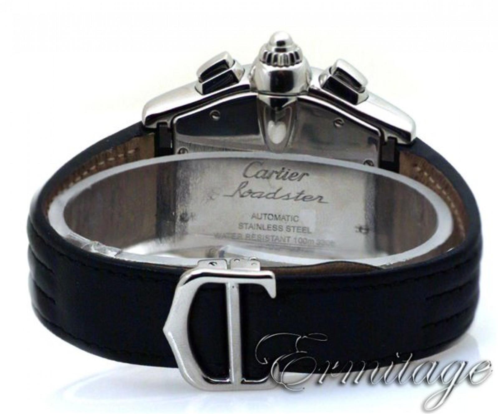 Men's Cartier Roadster W62019X6 Steel