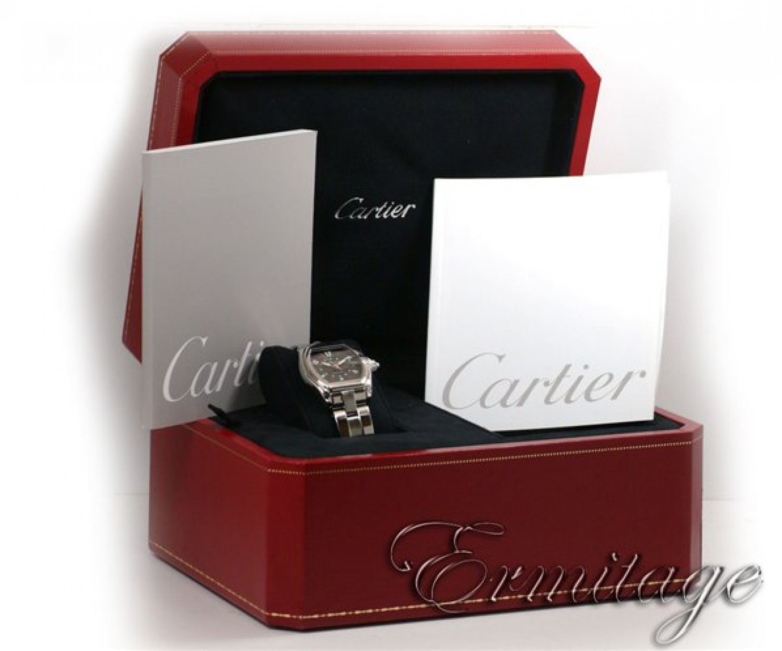 Cartier Roadster W62001V3 Steel
