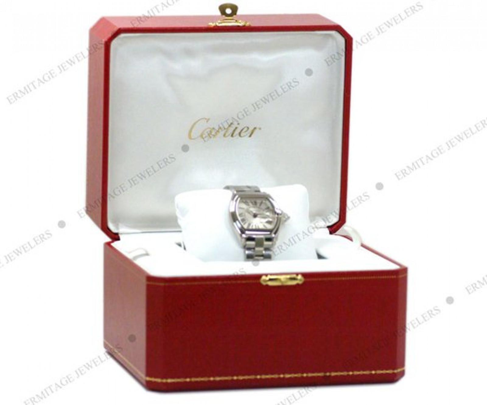 Cartier Roadster W62016V3 Steel