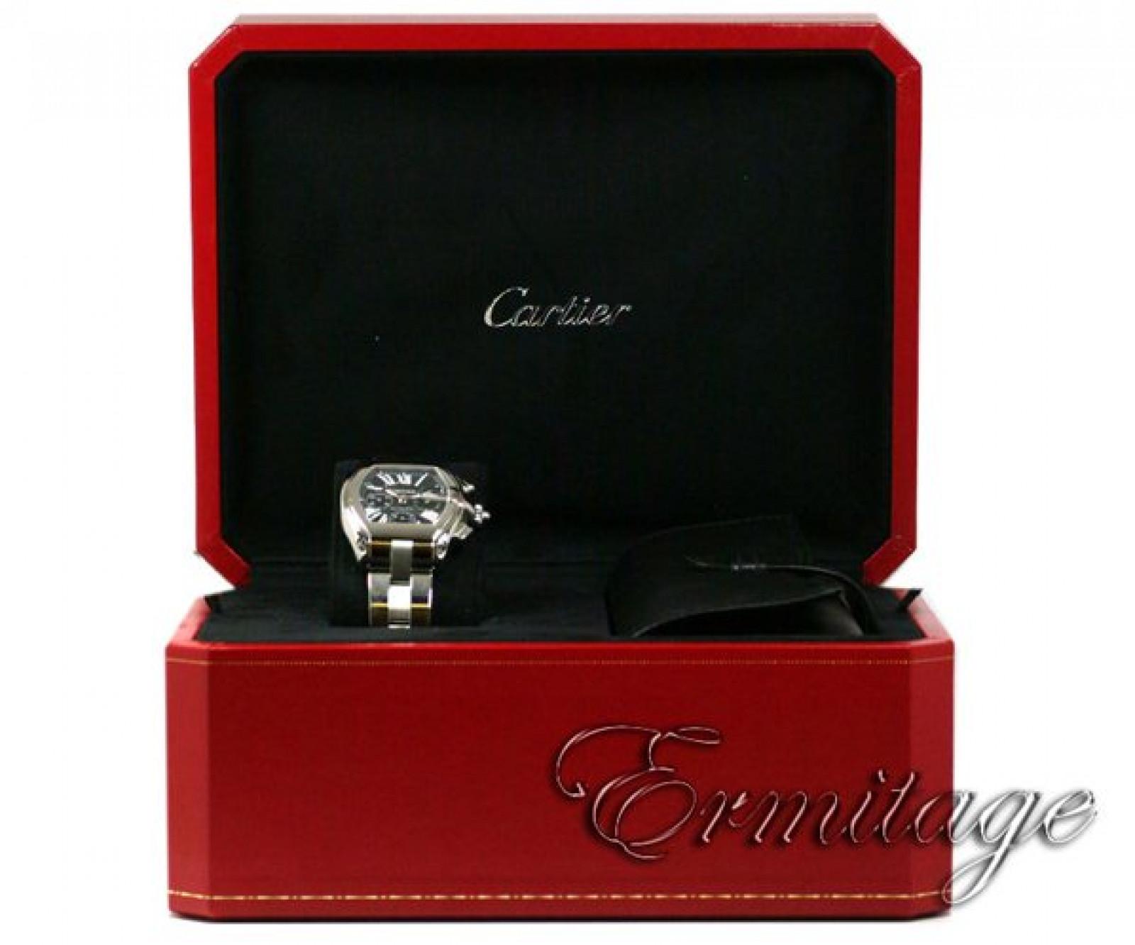 Cartier Roadster W62019X6 Steel For Men
