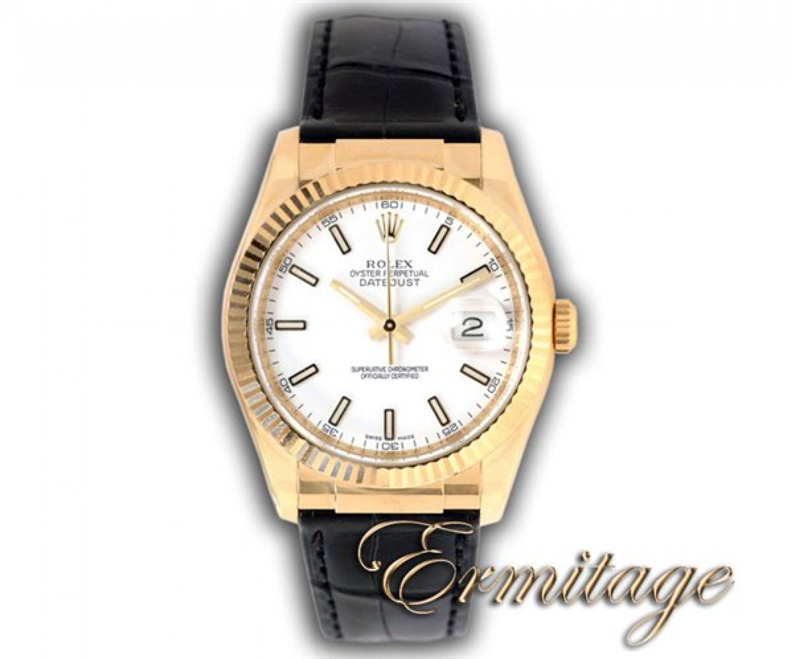 Rolex Datejust 116138 Gold