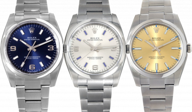 Men's Rolex Oyster Perpetual