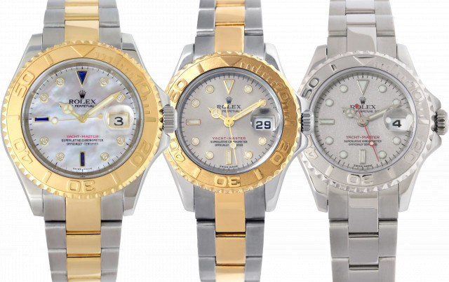 Ladies Rolex Yacht-Master