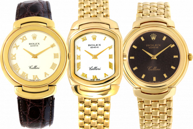 Rolex Cellini Quartz