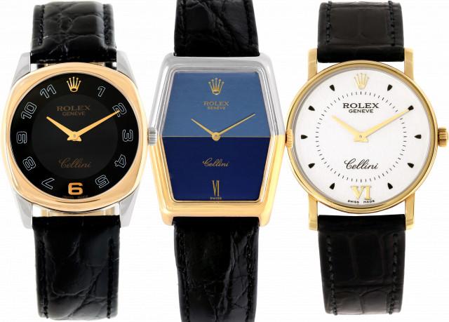 Men's Rolex Cellini
