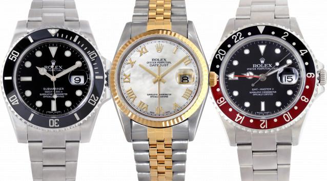 Men's Rolex