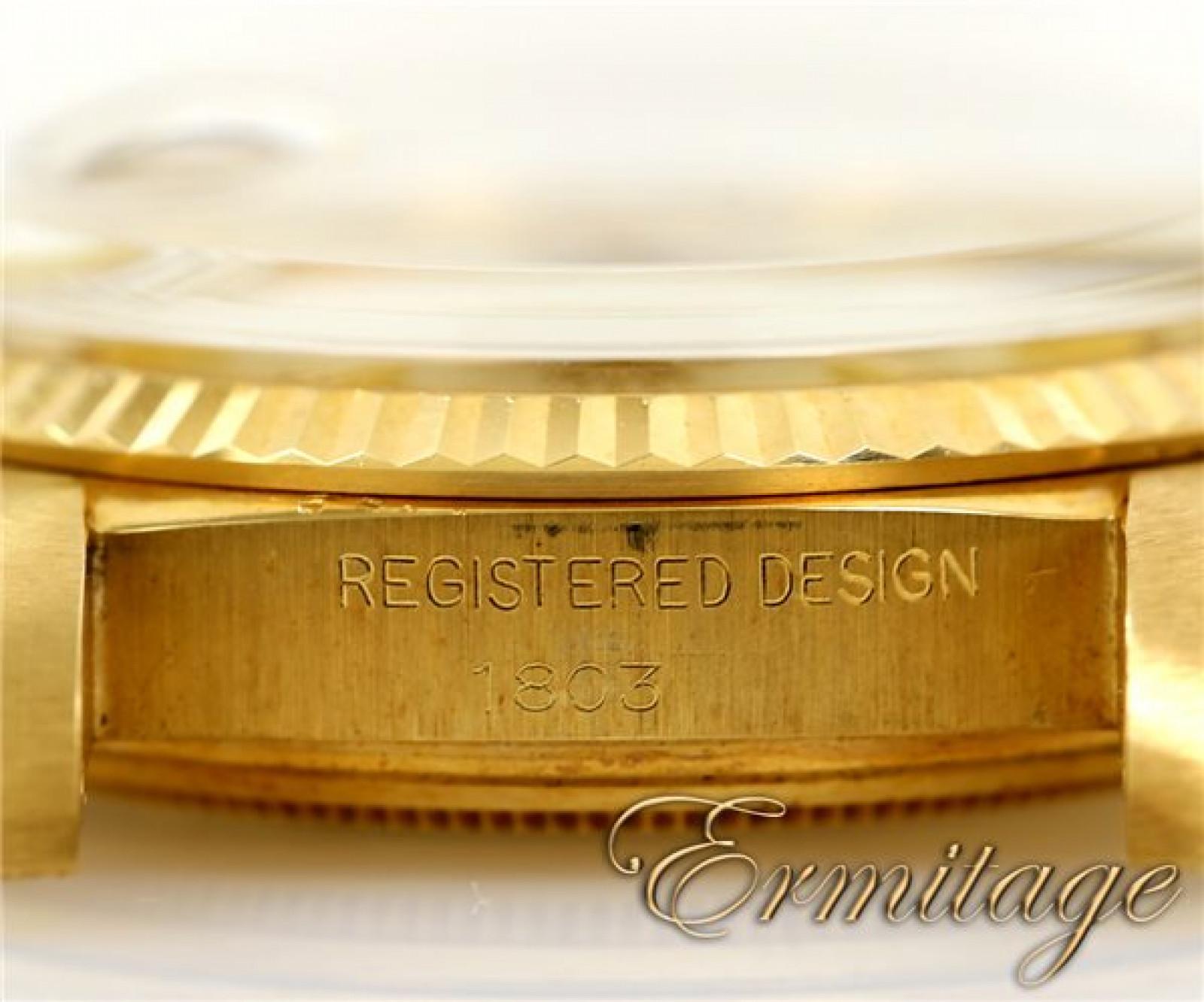 Vintage Rolex Day-Date 1803 Gold Year 1973 1973