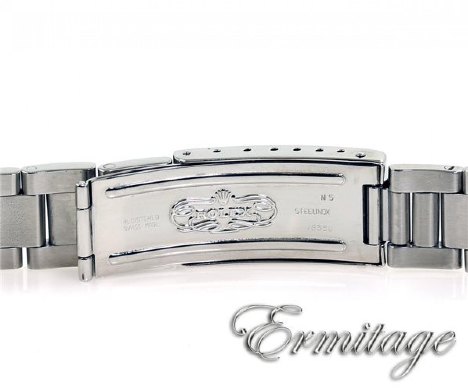Vintage Rolex Date 1500 Steel Year 1973