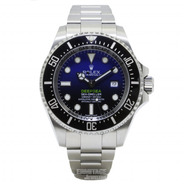 2017 Rolex Deepsea Sea-Dweller 116660 Steel