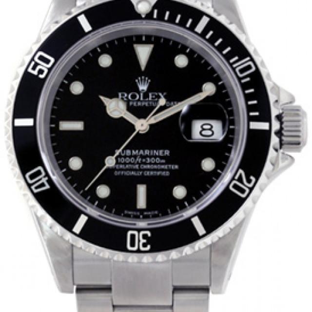 Rolex Submariner Ref. 16610