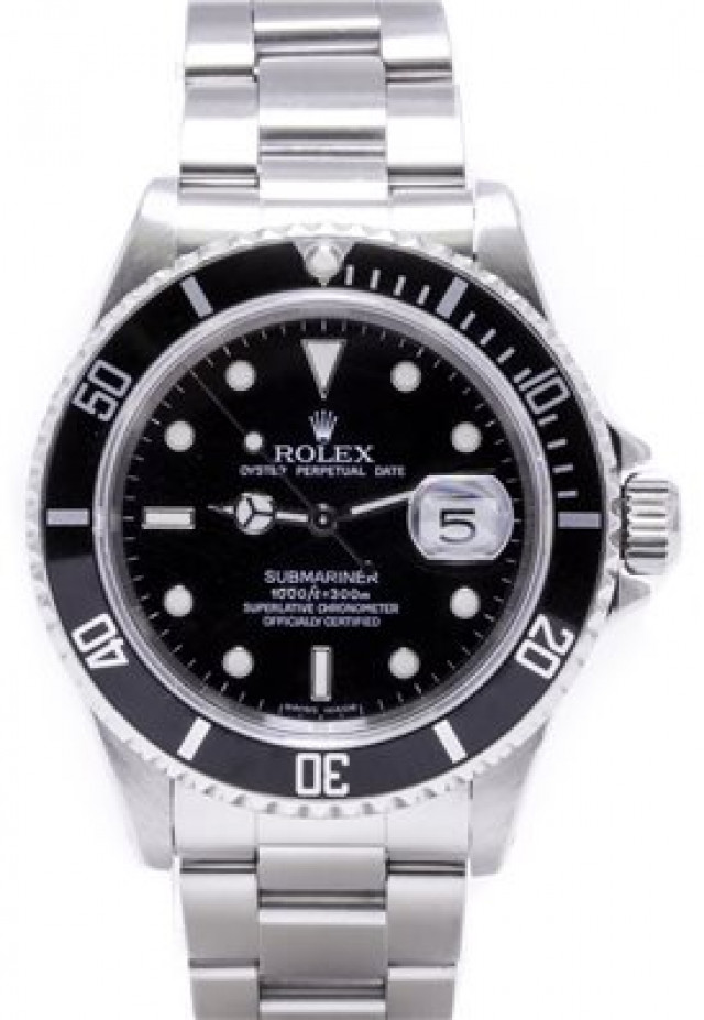 Rolex Submariner 16610 Excellent Condition