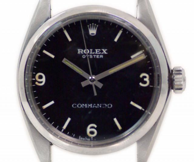 Rolex Commando