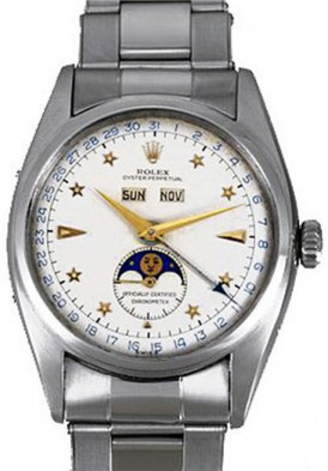 Rolex Moon Phase