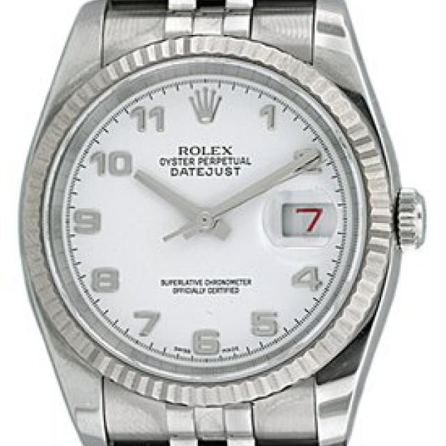 Rolex Datejust 116234 Steel