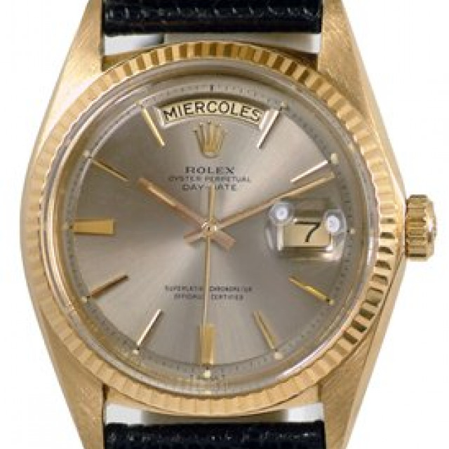 Vintage Rolex Day-Date 1803 Gold Bronze with Bronze Dial