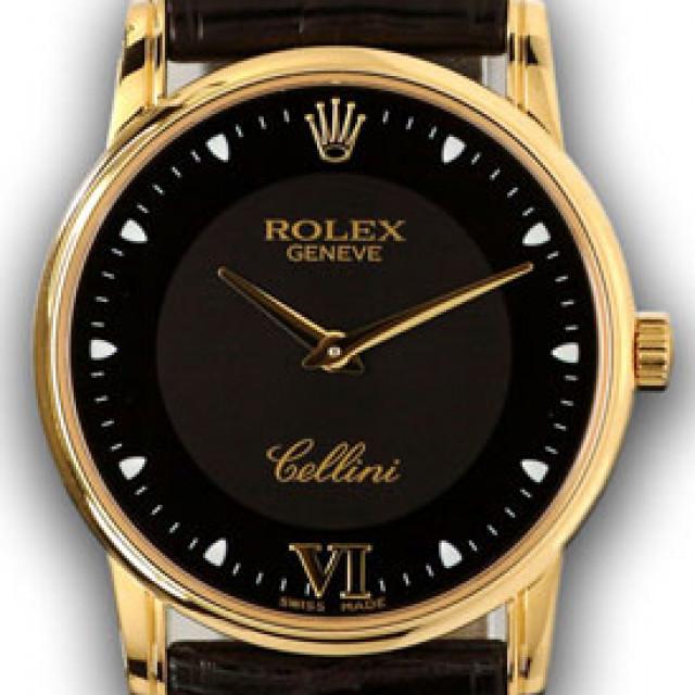 Rolex Cellini 5116/8 Gold