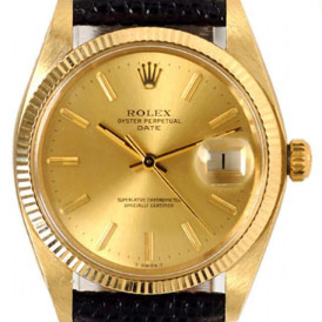 Vintage Rolex Date 1503 1979