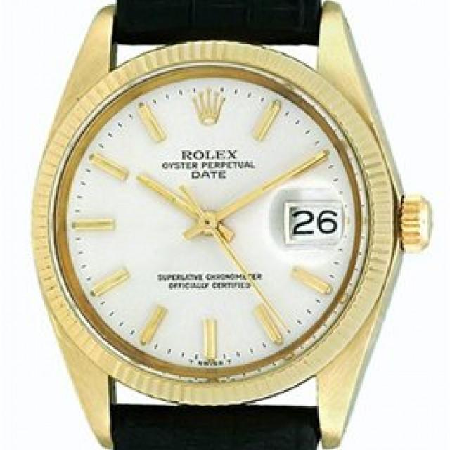 Vintage Rolex Date 1503 Gold Year 1977