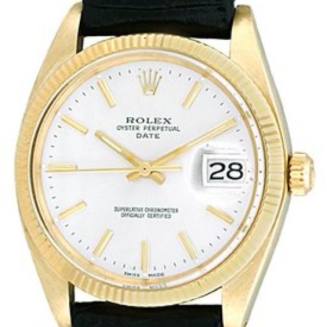 Vintage Rolex Date 1503 Gold Year 1979