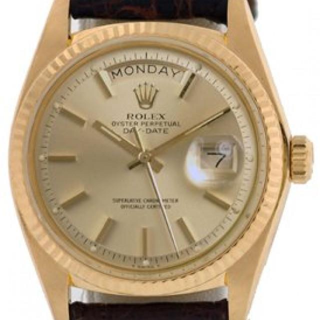 Vintage Rolex Day-Date 1803 Gold Year 1977