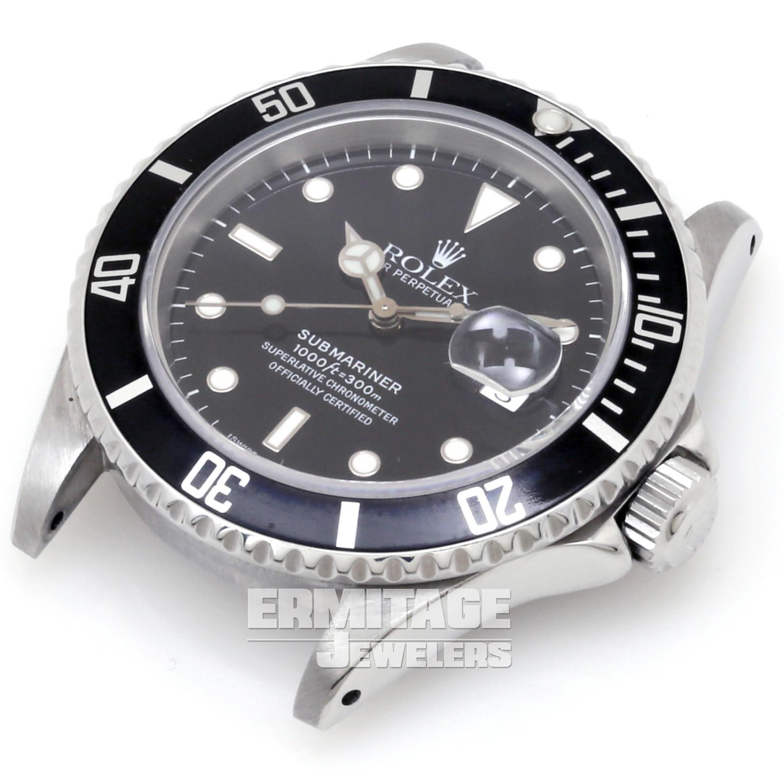 The Legendary Rolex Submariner 11610 Steel