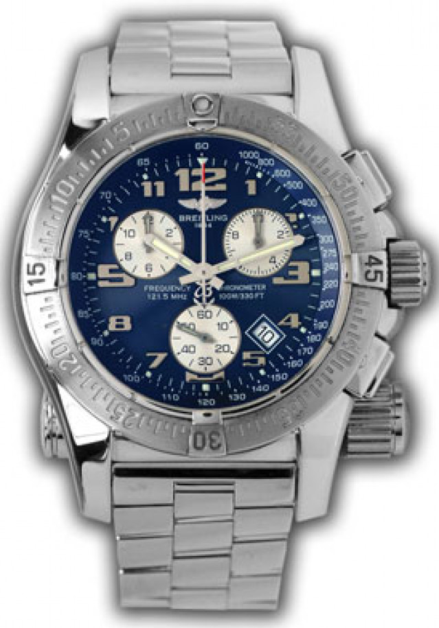 Breitling Emergency Mission A73322 Steel Year 2010