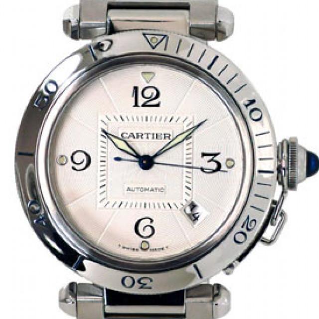 Cartier Pasha 2378 Steel