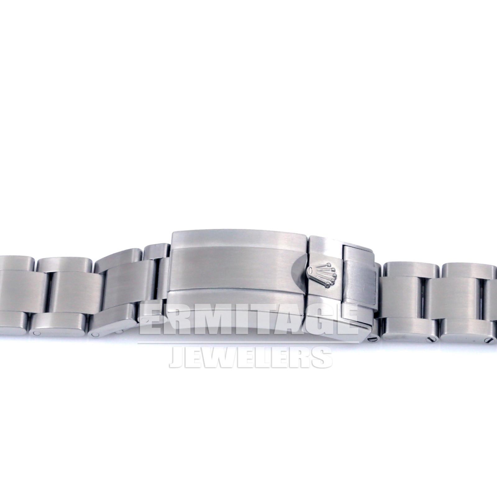 2016 Rolex Explorer Ref. 214270 Stainless Steel Black