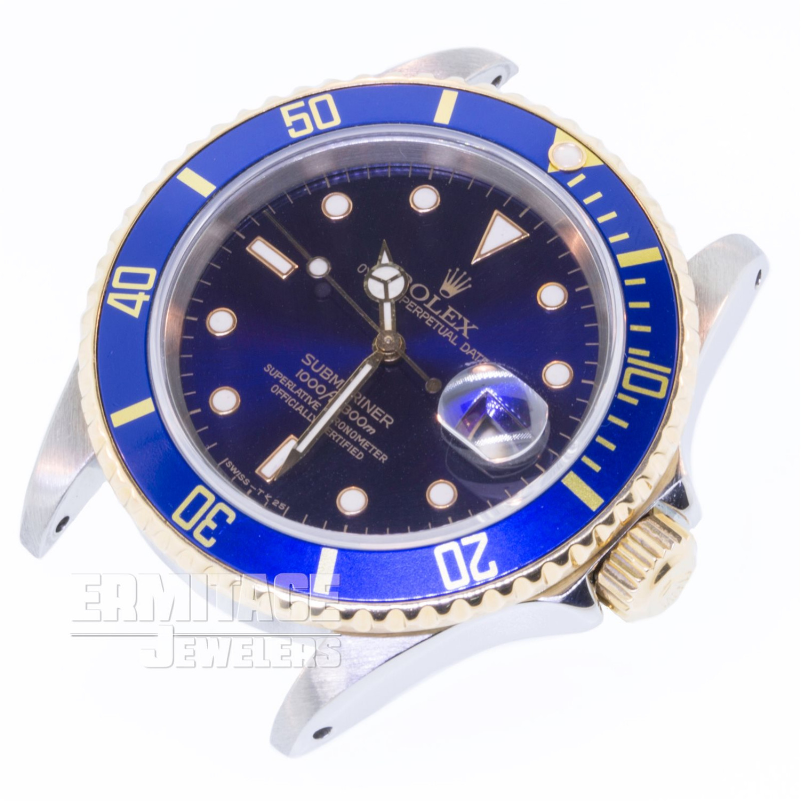 Rolex Submariner 16613 Oyster Gold & Steel 40 mm