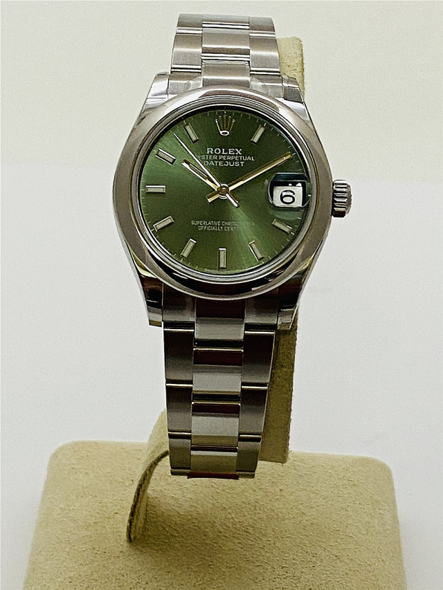2020 Rolex Datejust 278240 Steel Unworn
