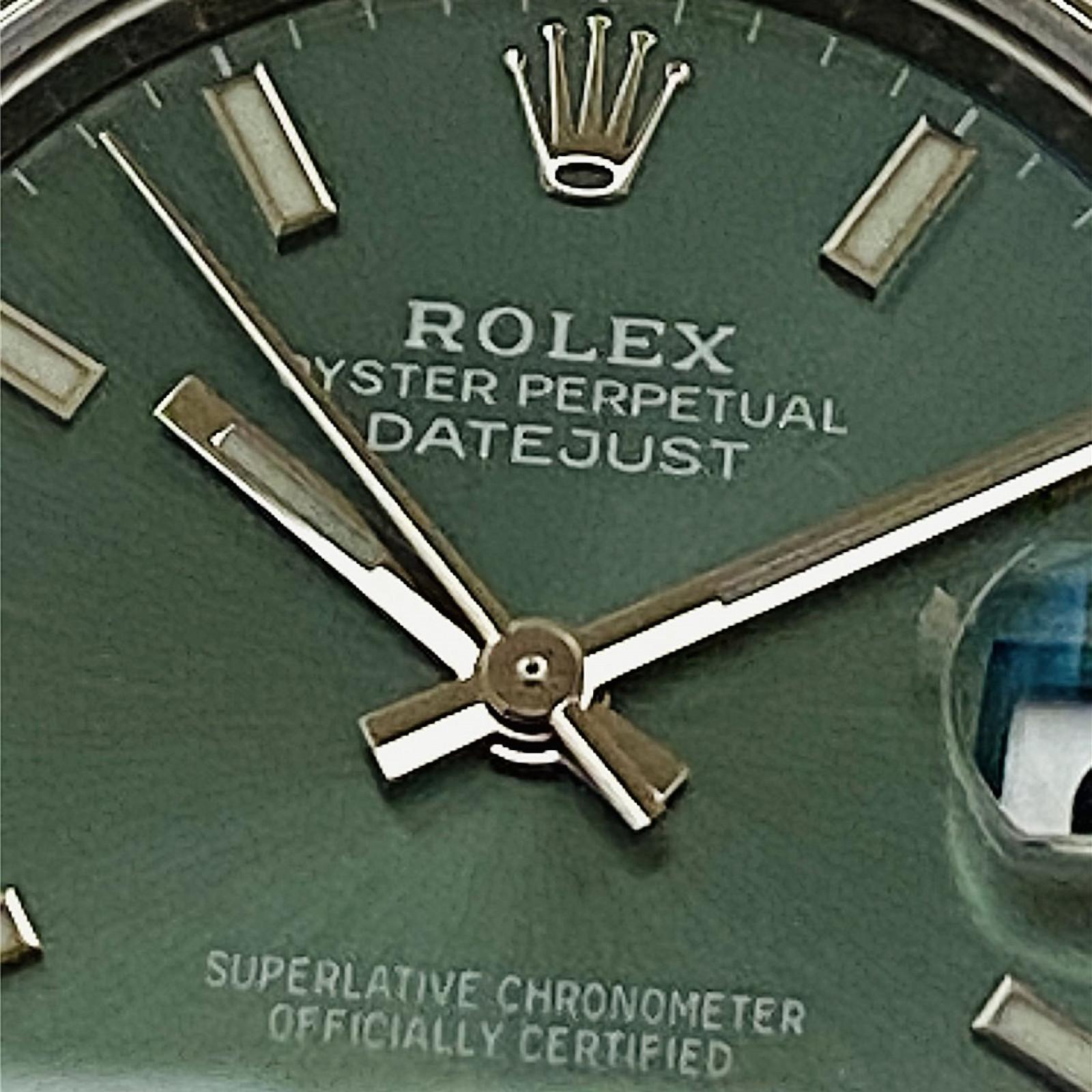 2020 Rolex Datejust 278240 Steel Unworn
