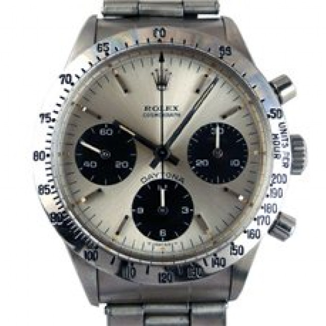 Rolex 6262 Steel on Oyster Steel with Index & Luminous