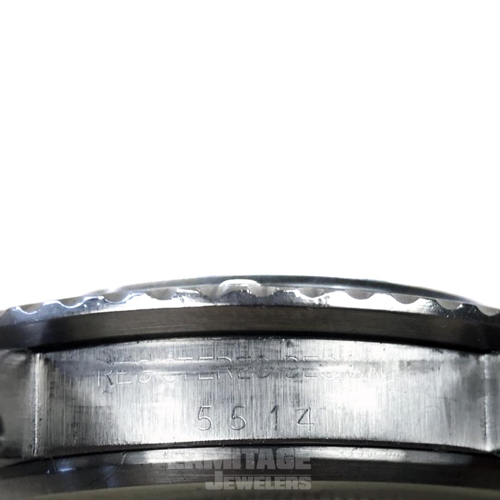 Vintage Rolex 5514 Rare Comex Submariner