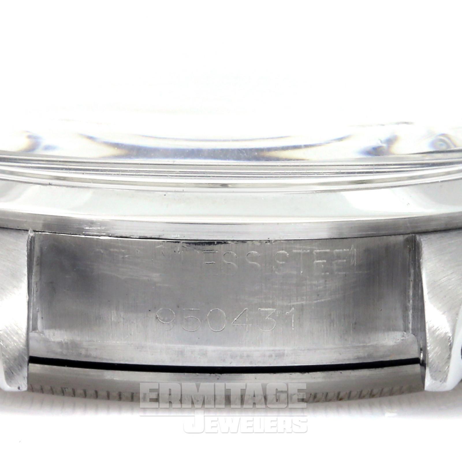 Vintage Rolex 6238 36.5 mm Steel on Oyster, Smooth Bezel