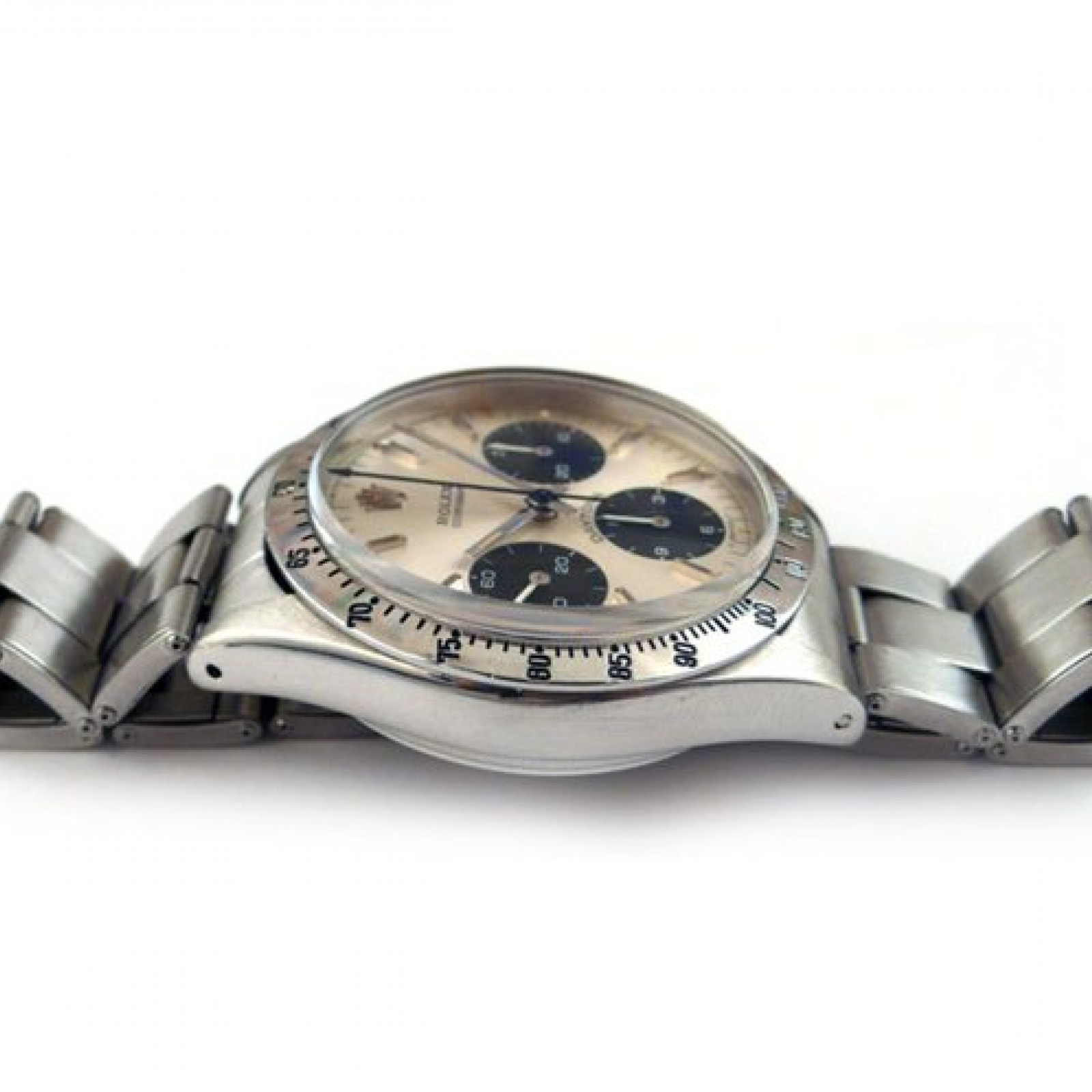 Vintage Rolex Daytona 6262 Steel with Silver Dial