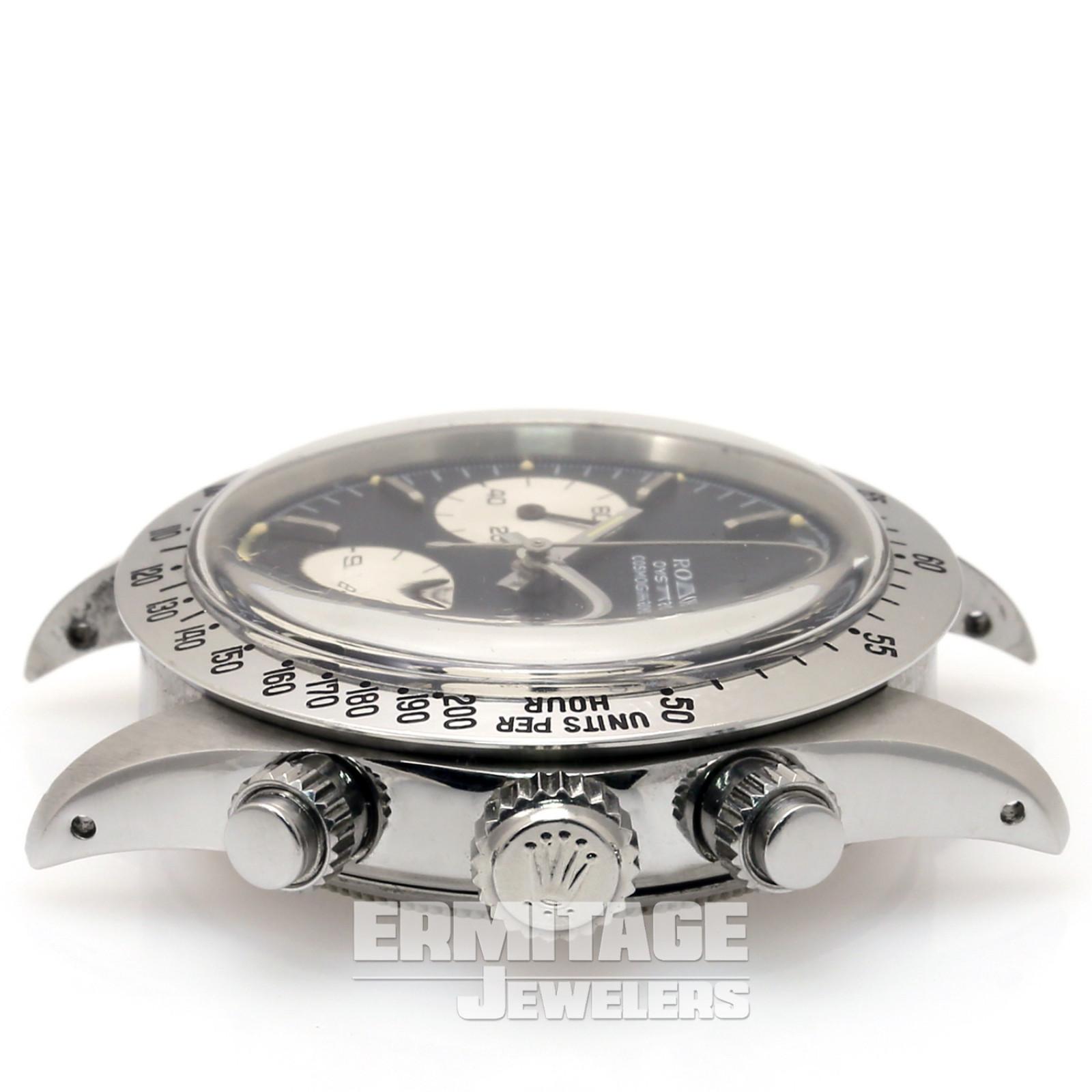Vintage Rolex 6265 36.5 mm Steel on Oyster