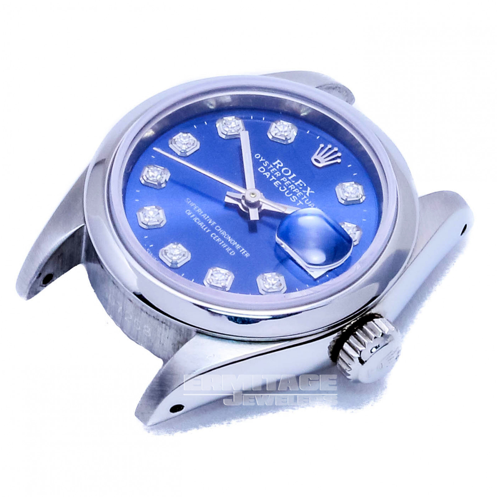 Rolex Datejust 69160 with Blue Dial