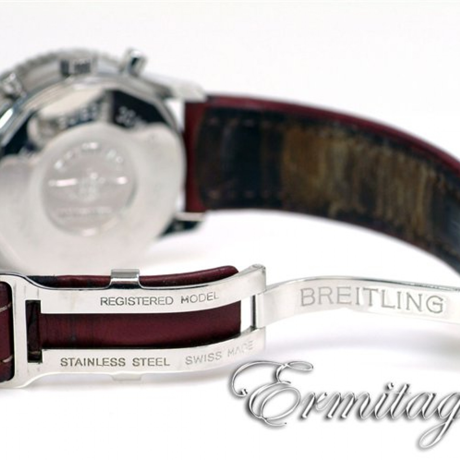 Breitling Navitimer Twin-sixty 2 A39022.1 Steel