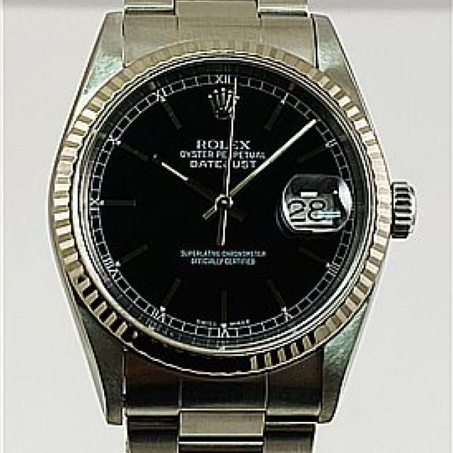 2000 Rolex Datejust Ref. 16264