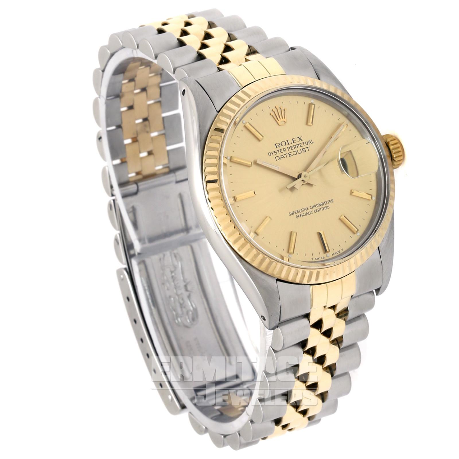 Rolex Datejust 16013 36 mm