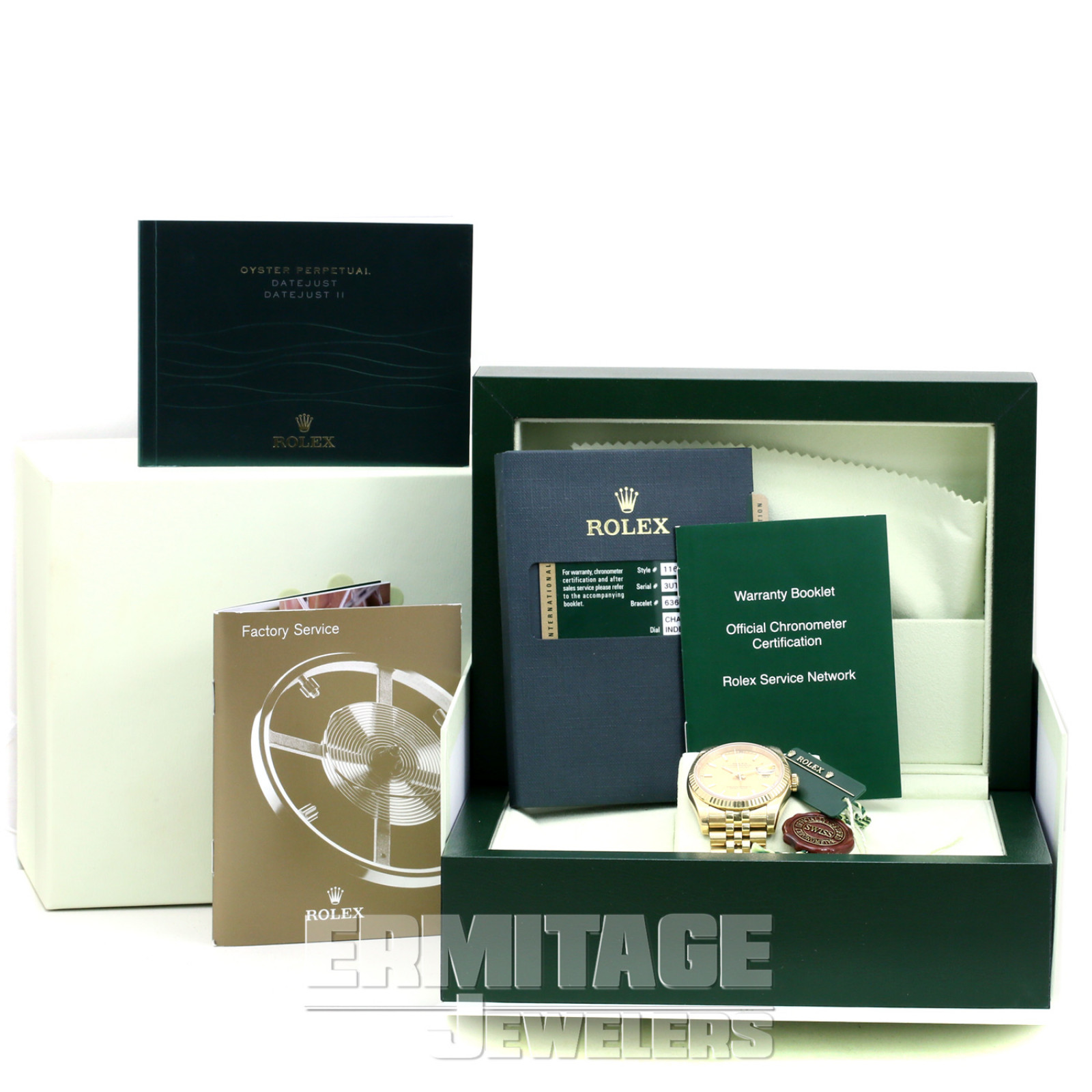 Sell Your Rolex Datejust 116238