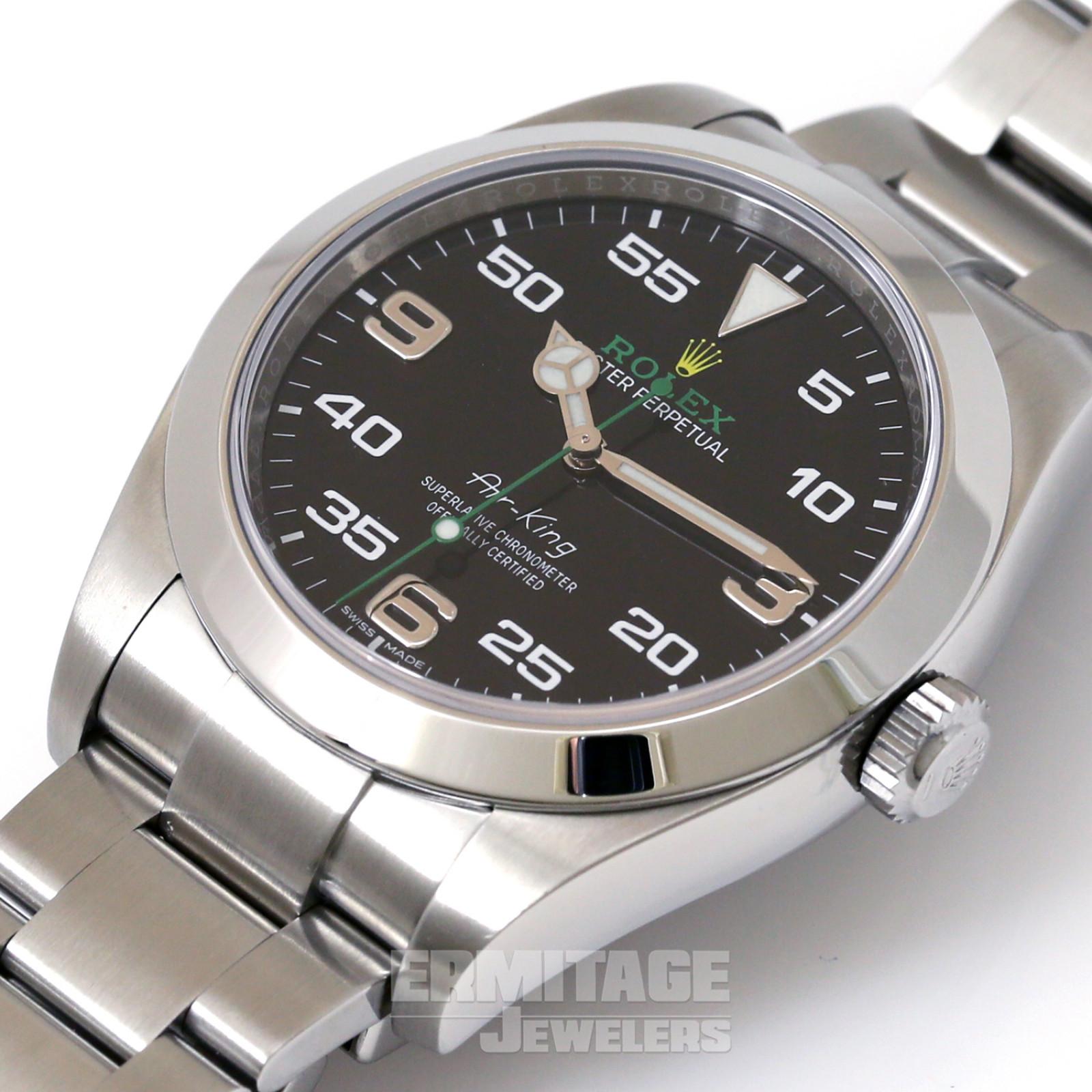 Unworn Rolex Air King 116900 40 mm
