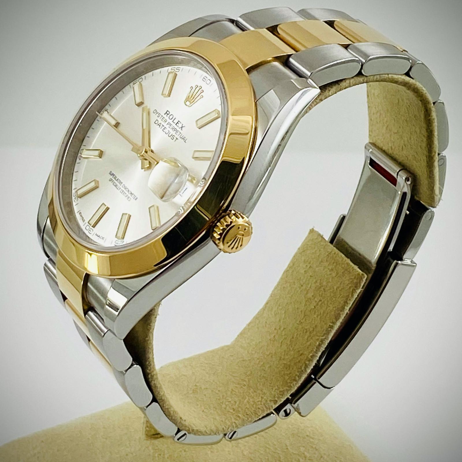 2018 Rolex Datejust 41 126303