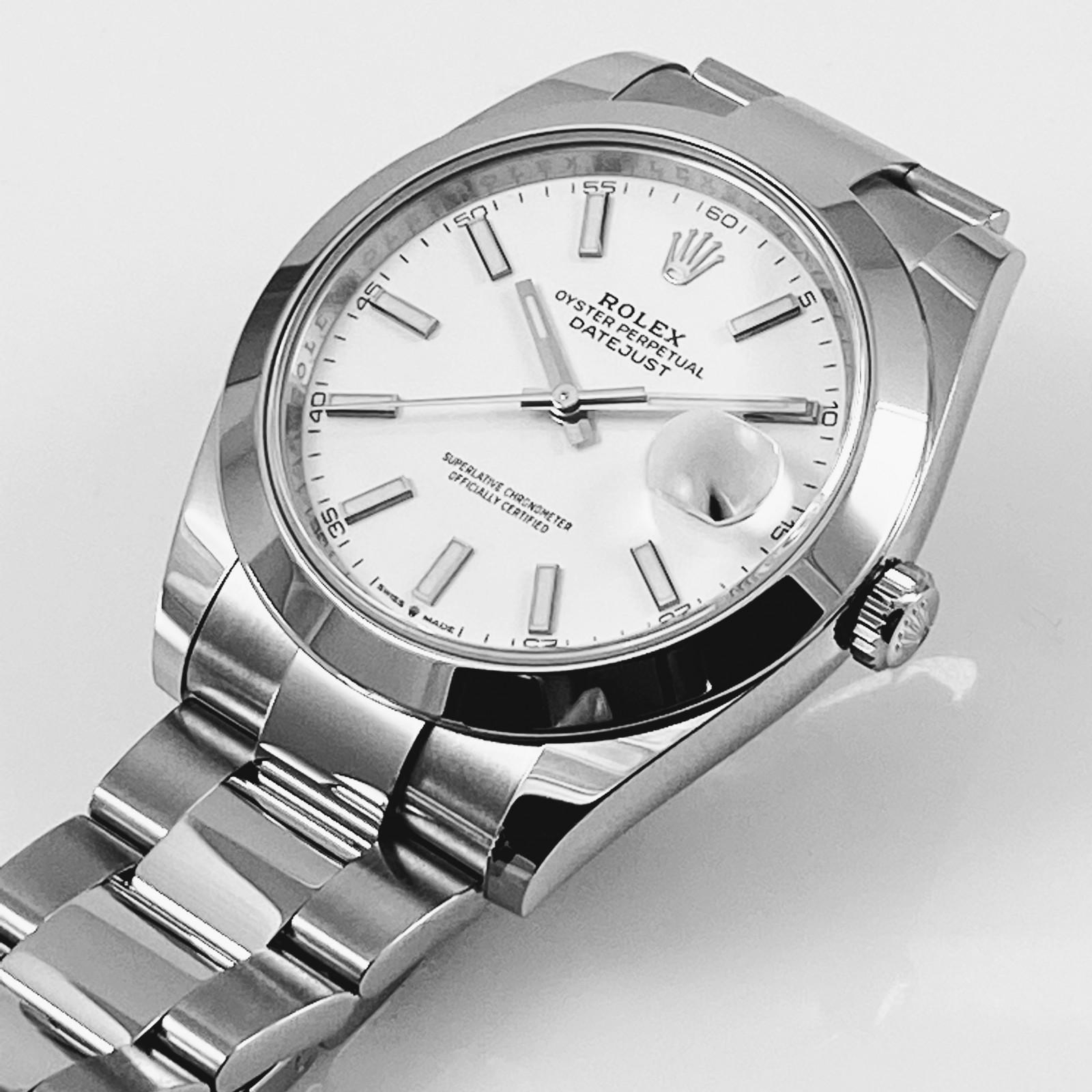 Rolex Datejust 126300 Big Face 41 mm